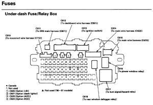 Heater blower not working  HondaTech  Honda Forum