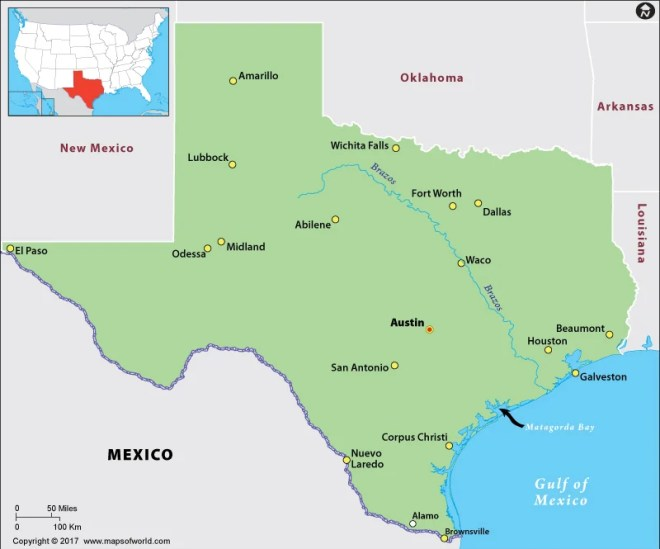 Its former status as an independent republic is what gives Texas The Lone Star State moniker.