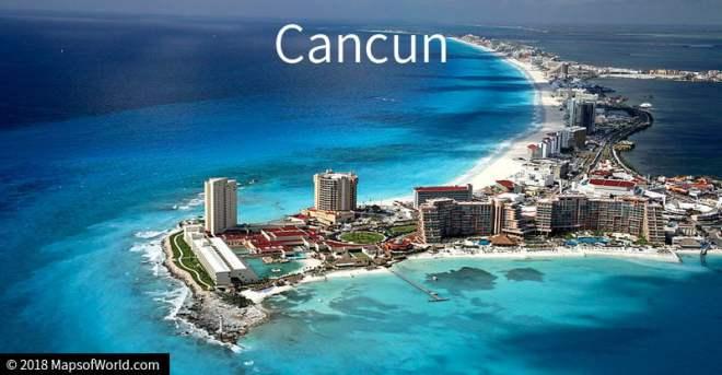 Cancun Landscape