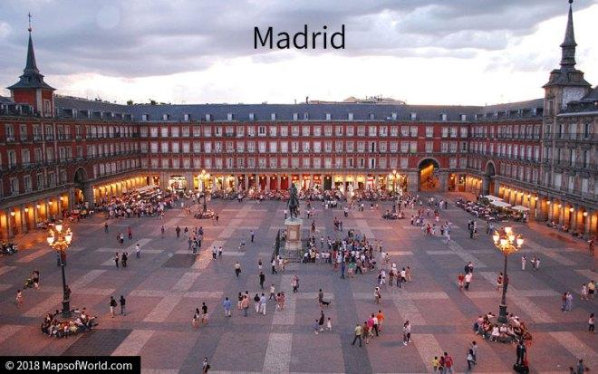 Madrid Landscape