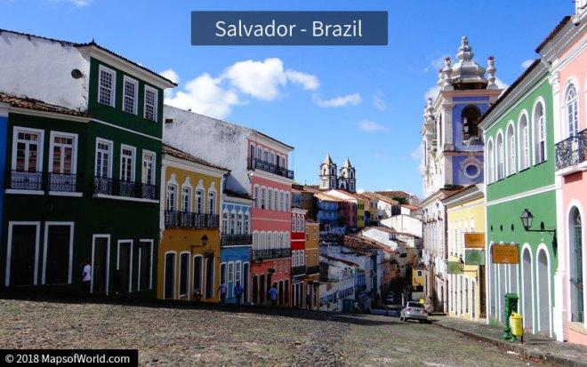 Salvador Landscape