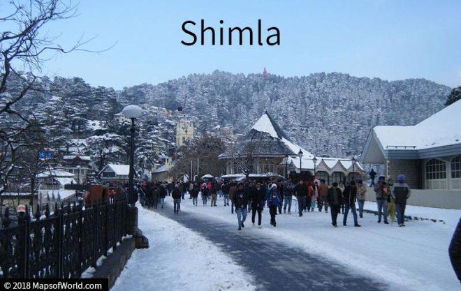 Shimla Landscape