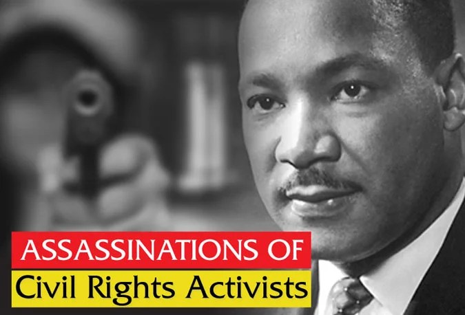 Assassinations of Civil Rights Activists in United States