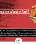 Warsaw Pact - A Mutual Defense Treaty