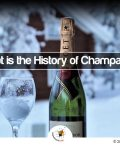 The Champagne was Actually an Accidental Invention