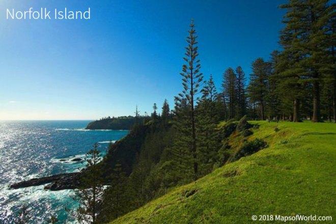 Norfolk Island Landscape