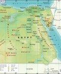 Egypt is a Transcontinental Nation