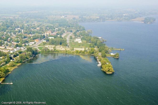 Deseronto Yacht Club In Deseronto Ontario Canada
