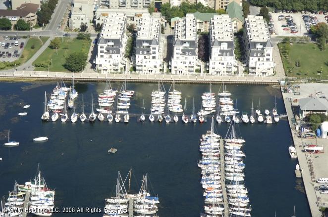 Alexandria Yacht Club In Toronto Ontario Canada