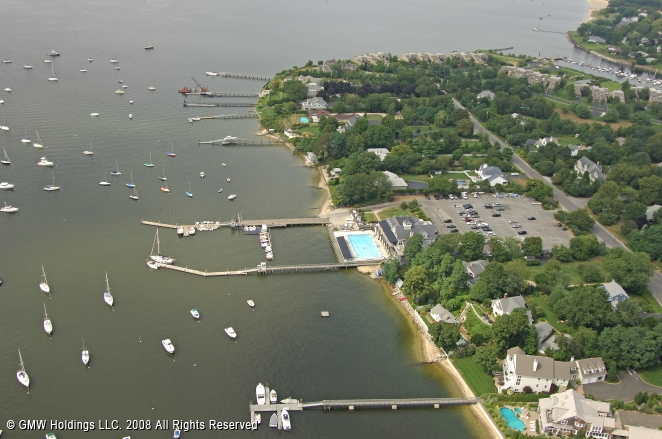 Northport Yacht Club In Northport New York United States