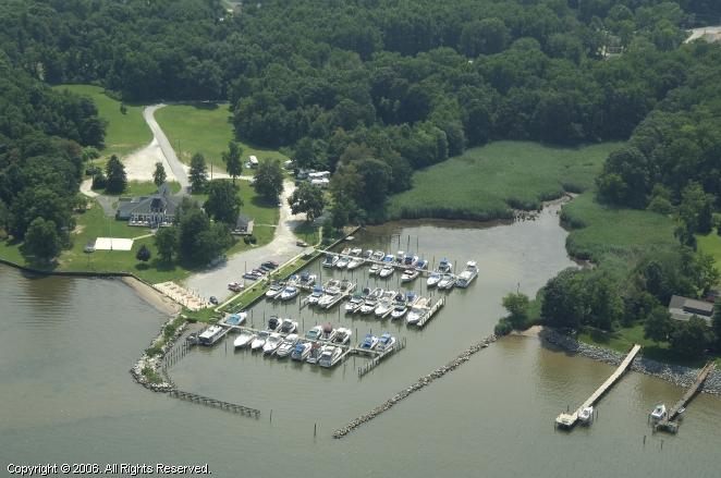 Eastern Yacht Club In Essex Maryland United States