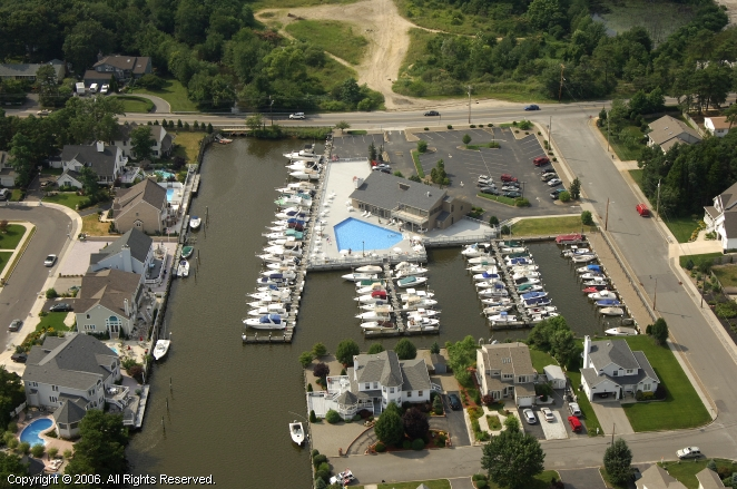 Sailors Quay Yacht Club In Brick New Jersey United States