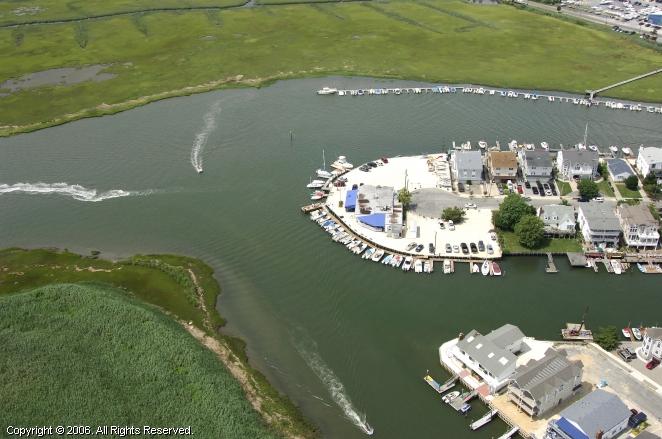 Yacht Club Of Sea Isle City In Sea Isle City New Jersey