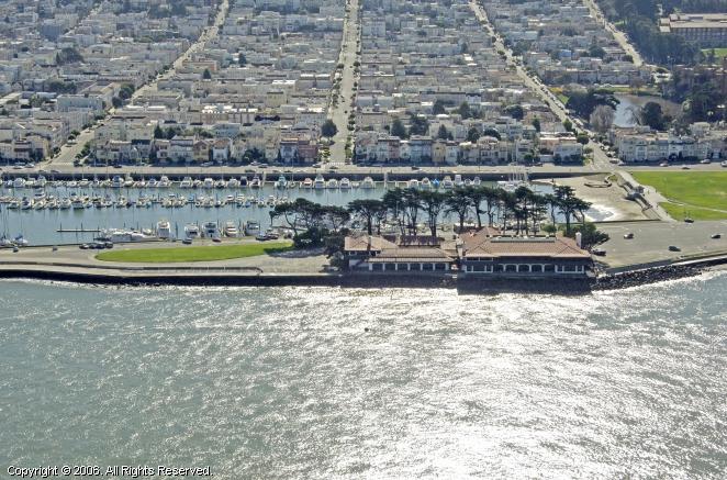 Saint Francis Yacht Club In San Francisco California
