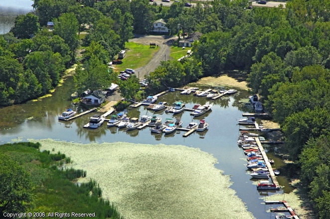 Diamond Reef Yacht Club In Clifton Park New York United States