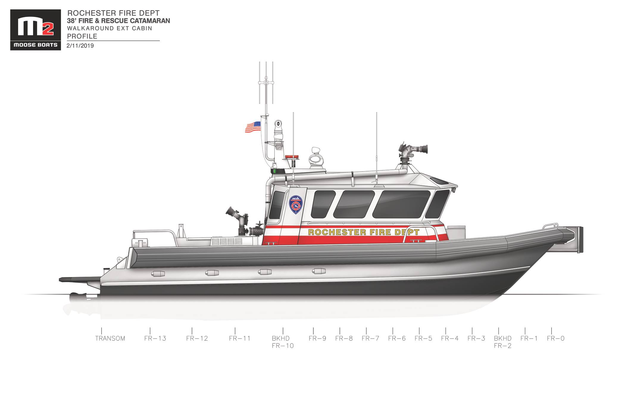 moose boats wins rochester ny fd contract