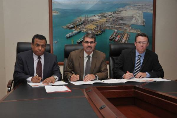 ASRY, ABB Industries Sign Agreement