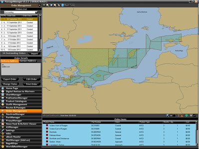 Chartco Debuts Improved Navigation Data Software Photo courtesy of ChartCo