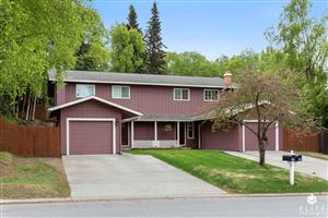 Photo of 1216-1218 Crescent Drive, Anchorage, AK 99508 (MLS # 19-8235)