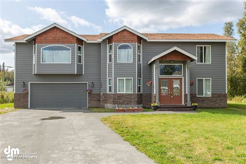 Photo of 1260 W Tammy Circle, Palmer, AK 99645 (MLS # 20-496)