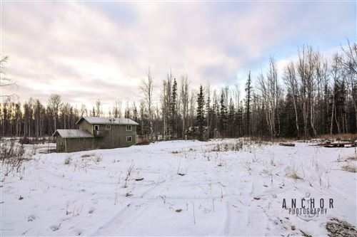 Tiny photo for 6110 N Talgach View Drive, Wasilla, AK 99654 (MLS # 19-17581)