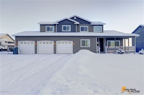 Photo of 664 S Conestoga Loop, Palmer, AK 99645 (MLS # 20-696)