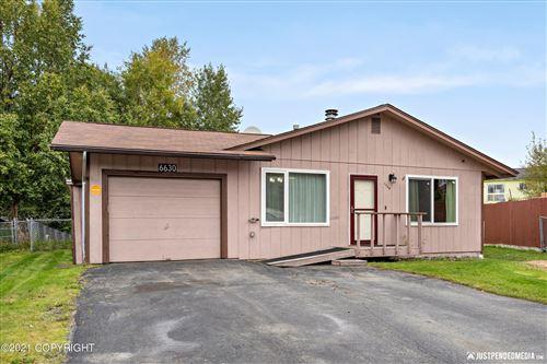 Photo of 6630 Eileen Circle, Anchorage, AK 99507 (MLS # 21-14876)