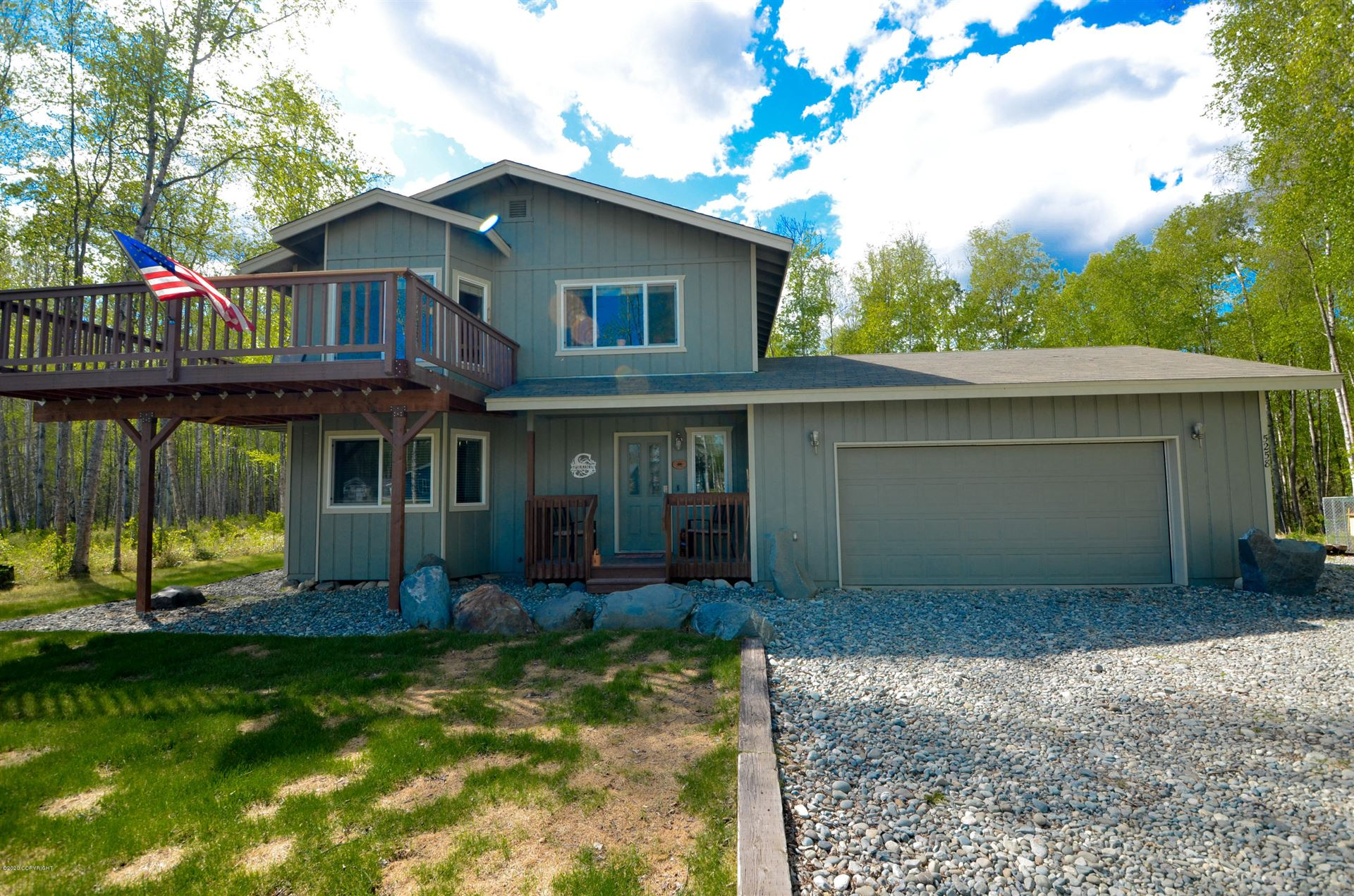 Photo for 5258 W Conner Court, Wasilla, AK 99623 (MLS # 20-8918)