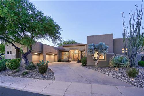 Photo of 5338 E HERRERA Drive, Phoenix, AZ 85054 (MLS # 6117094)