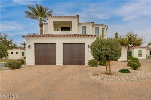 Photo of 1777 W OCOTILLO Road #8, Chandler, AZ 85248 (MLS # 6212225)