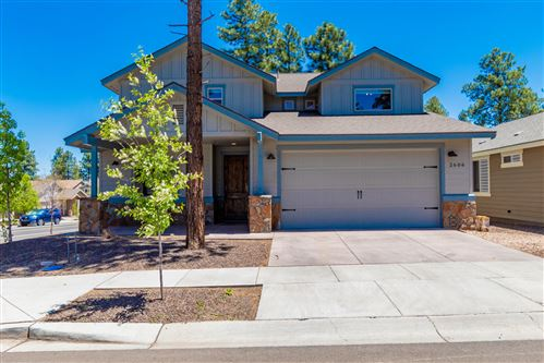 Photo of 2606 W JOSSELYN Drive, Flagstaff, AZ 86001 (MLS # 6235614)