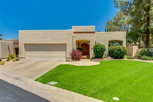 Photo of 2626 E ARIZONA BILTMORE Circle #37, Phoenix, AZ 85016 (MLS # 6094922)