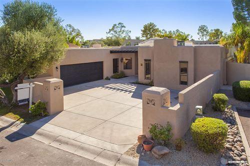 Photo of 2737 E ARIZONA BILTMORE Circle #30, Phoenix, AZ 85016 (MLS # 6077992)
