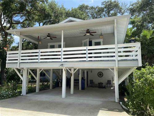 Photo of 4300 MYRTLE ST., St Augustine, FL 32084 (MLS # 197245)