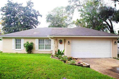 Photo of 133 Mohegan Rd., St Augustine, FL 32086 (MLS # 199248)