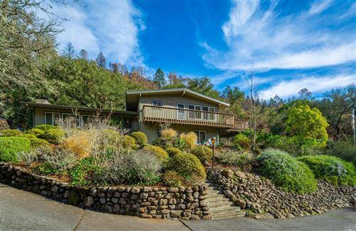 Photo of 484 Crystal Springs Road, Saint Helena, CA 94574 (MLS # 22033035)