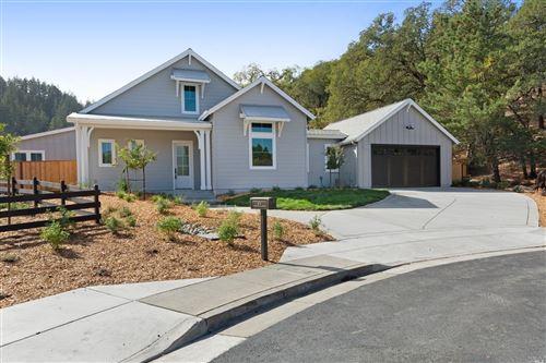 Photo for 939 Highland Court, Calistoga, CA 94515 (MLS # 22013054)