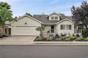 Photo of 1905 Emerald Drive, Calistoga, CA 94515 (MLS # 21826193)