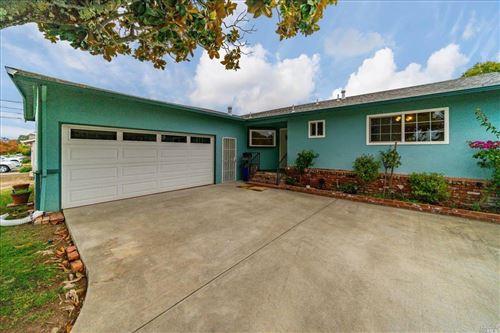 Photo of 2056 Terrace, Napa, CA 94559 (MLS # 321090225)