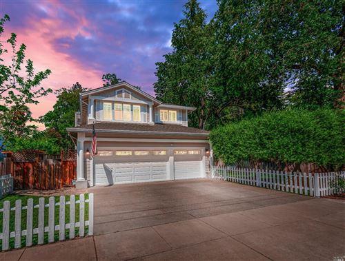 Photo of 1508 Myrtle Street, Calistoga, CA 94515 (MLS # 321034342)