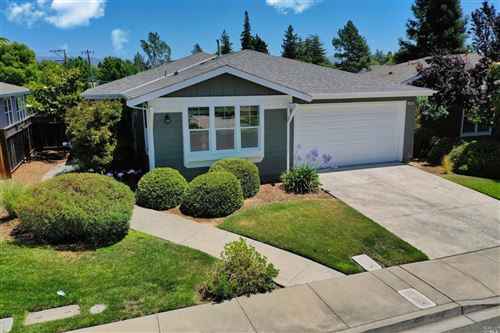 Photo of 3982 Lucero Street, Napa, CA 94558 (MLS # 22015394)