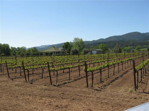 Photo of 0 Silverado Trail, Calistoga, CA 94515 (MLS # 321010394)
