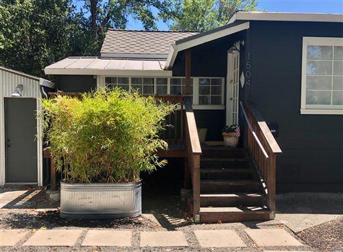 Photo for 1504 Lake Street, Calistoga, CA 94515 (MLS # 22011399)