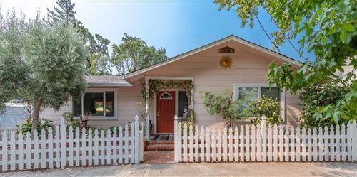 Photo for 1405 Washington Street, Calistoga, CA 94515 (MLS # 321078428)