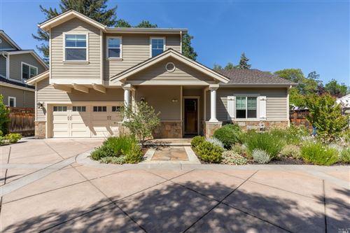 Photo of 1322 Elmhurst Avenue, Saint Helena, CA 94574 (MLS # 321034451)