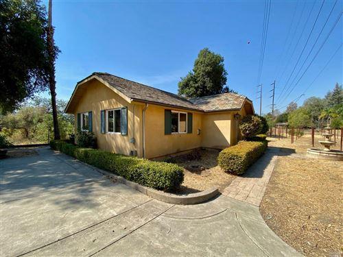 Tiny photo for 691 Silverado S Trail, Saint Helena, CA 94574 (MLS # 321093498)