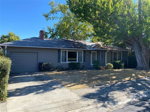 Photo for 1317 Hillview Place, Saint Helena, CA 94574 (MLS # 321094502)