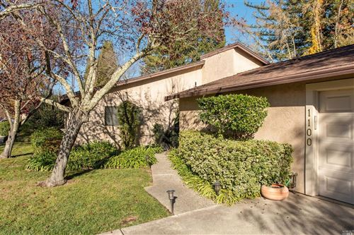 Photo of 1100 Peppertree Circle, Saint Helena, CA 94574 (MLS # 22028687)