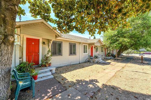 Photo of 1402 Earl Street, Calistoga, CA 94515 (MLS # 321007855)