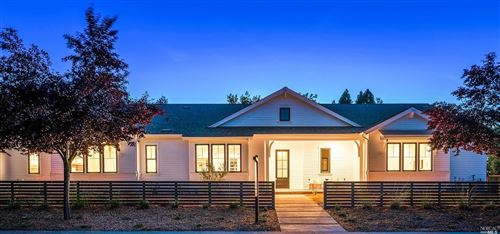 Photo of 920 Highland Court, Calistoga, CA 94515 (MLS # 22002916)